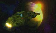Glacius's Spaceship