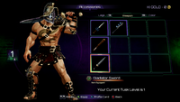 Tusk Accessories Retro Gladiator