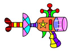 Bubble Gum Gun