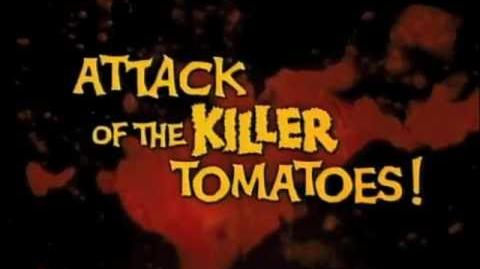 Attack of the Killer Tomatoes Theme Song