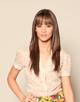Alexandra Pomales - Cast