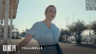 Villanelle Killing Eve Season 3 Premieres Sunday, April 12 at 9pm BBC America and AMC-0