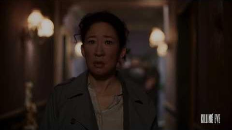 Through the Peephole - Killing Eve Season 2 - BBC America