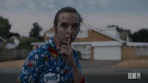 Addicted to Killing Eve - Season 2 - BBC America