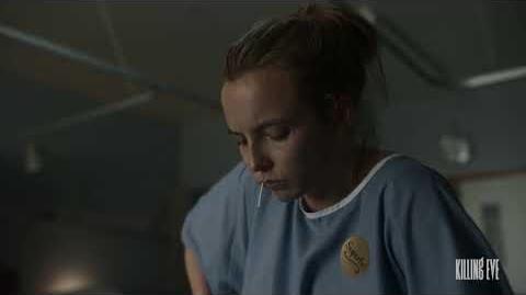 Crazy Things - Killing Eve Season 2 - BBC America