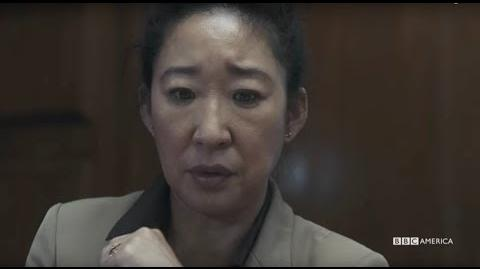 The Agent - Killing Eve on BBC America
