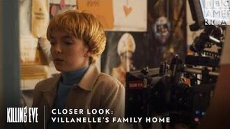 Closer Look Villanelle's Family Home Killing Eve Sundays at 9pm BBC America & AMC
