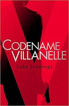 Codename Villanelle book cover