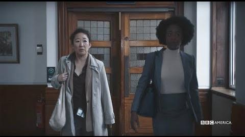 The Assistant - Killing Eve on BBC America
