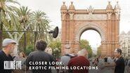 Closer Look Exotic Filming Locations Killing Eve Sundays at 9pm BBC America & AMC