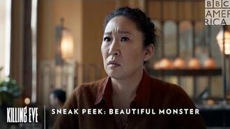 Sneak Peek Beautiful Monster Killing Eve Sundays at 9pm BBC America & AMC