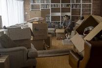 3x01-47 Carolyn moving boxes