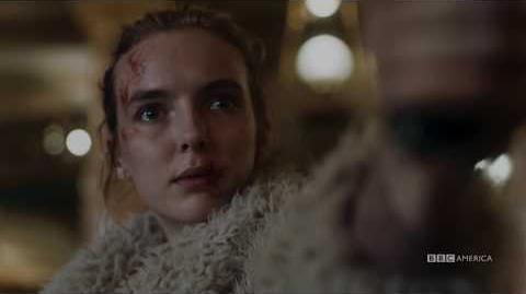 Season 2 Premieres April 7 - Killing Eve - BBC America