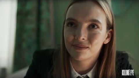 Quiet - Killing Eve Season 2 Official Trailer - BBC America