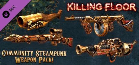 Community Weapon Pack 2 Killing Floor Wiki Fandom
