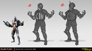 Kf2 halloweenhusk concept