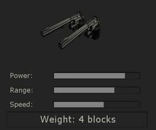 Dual 44 Magnums