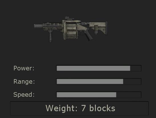 M32 Grenade Launcher Killing Floor Wiki Fandom Powered