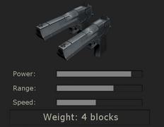 Dual Handcannons