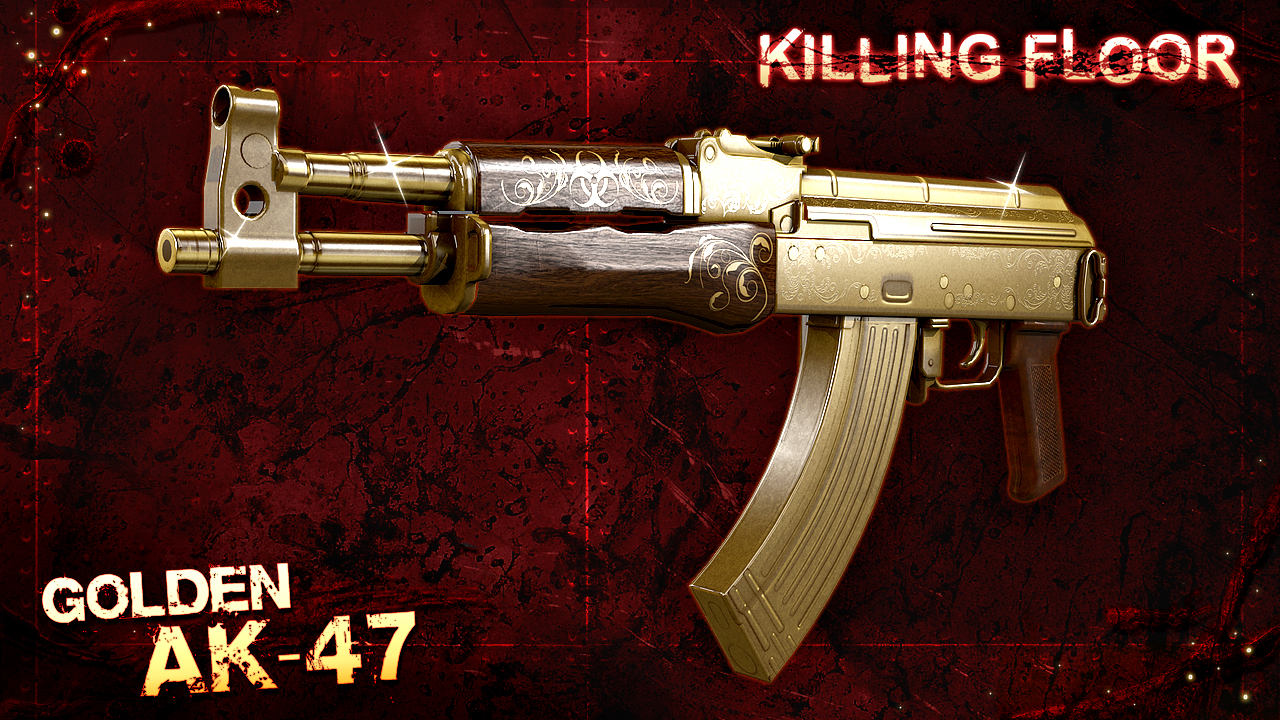 Image - GoldenWeaponDLC 1.jpg | Killing Floor Wiki | FANDOM powered ...