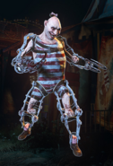 Zed slasher circus