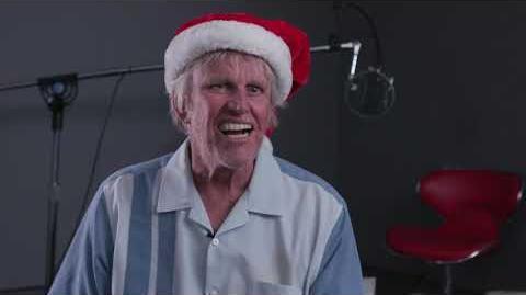 Killing Floor 2 Twisted Christmas Season's Beatings - Gary Busey Badass Santa Announcement Trailer