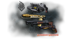 Firebug weapons