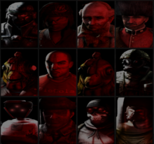 Kf1 characters screen