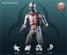 Pvp clot