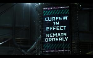 Company Curfew Alert