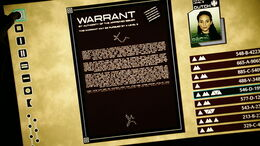 Warrant-killjoys