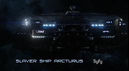 Slaver Ship Arcturus