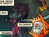 Mendicant Knights