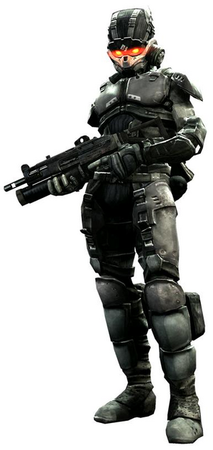 Elite Shock Trooper