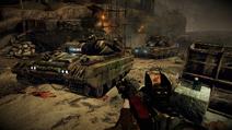 ISA Tank convoy