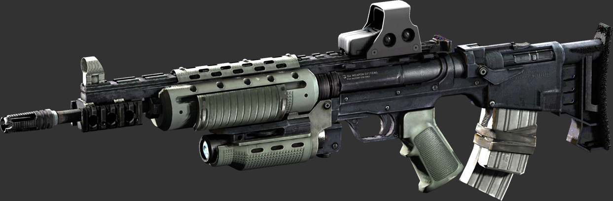 M82 Assault Rifle | Killzone Wiki | FANDOM powered by Wikia