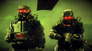 Two Helghast