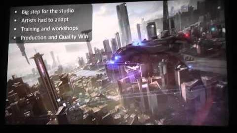Fortu/Digital Dragons - Michał Drobot (Guerrilla Games) - Killzone: Shadow Fall - Lighting