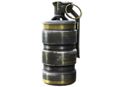 Blackjack ToxicGasGrenade