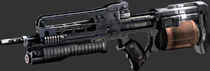 StA52 Assault Rifle
