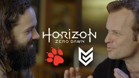 Horizon Zero Dawn - Neil Druckmann Interviews Hermen Hulst PS4