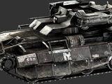 Helghast Tank