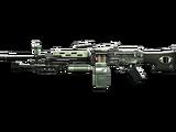 M224-A1 Light Machine Gun