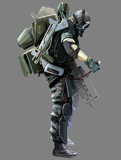 Psp helghast airtrooper