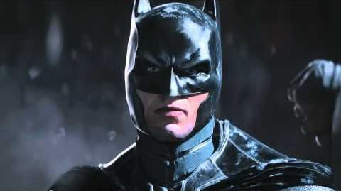 Batman Arkham Origins - TV Spot