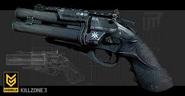 Pistolshotgun