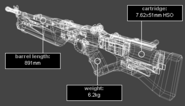 Sta-14 battle rifle