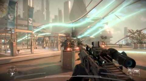 Analyatron - KIllzone; Shadow Fall (Gameplay teaser)