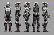 KILLZONE3 capturetrooper techboard
