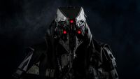 Helghast Sniper Helmet Shadow Fall